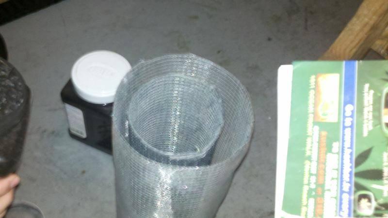 DIY Carbon Filter - Growroom Designs
