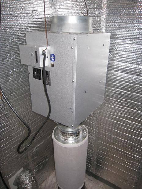 Quietest Inline Fan : Quietest centrifugal inline fans growroom designs