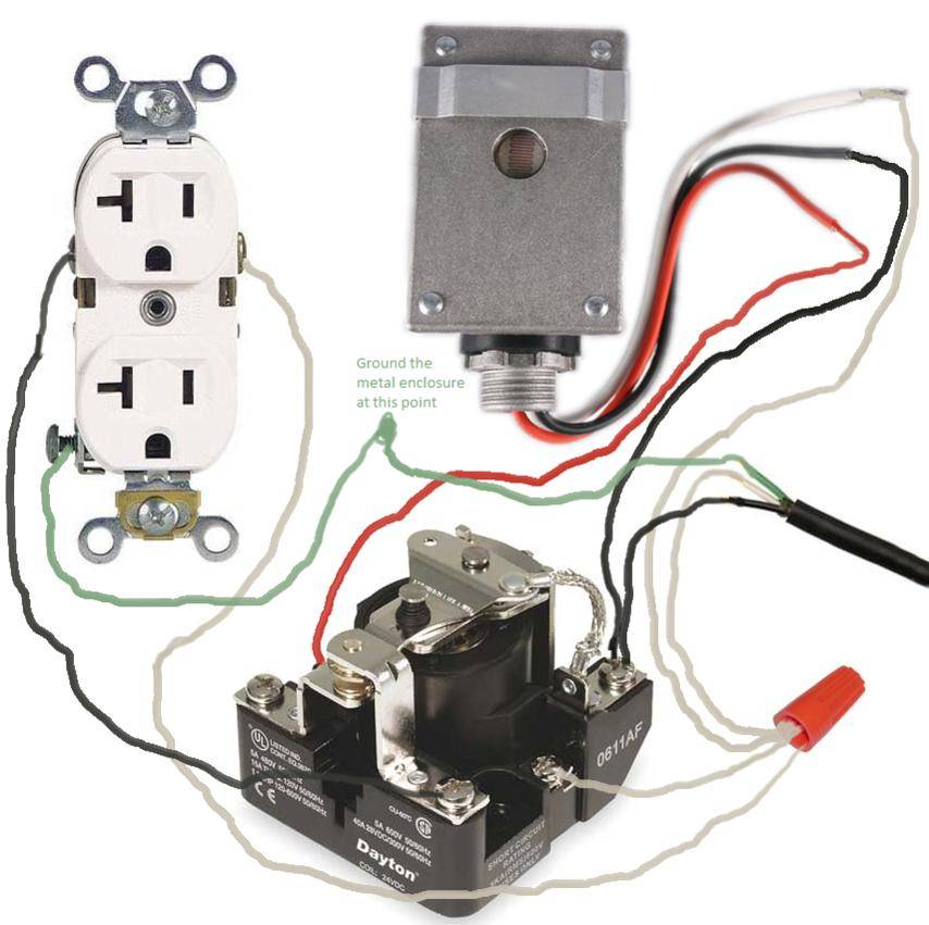 12 volt light switch wiring diagram area lighting research photocell wiring area free engine #8