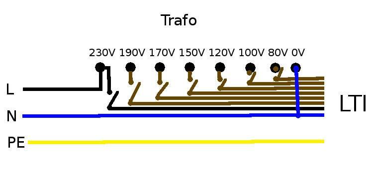 Ungewöhnlich 120v Führte Schaltplan Ideen - Elektrische ...