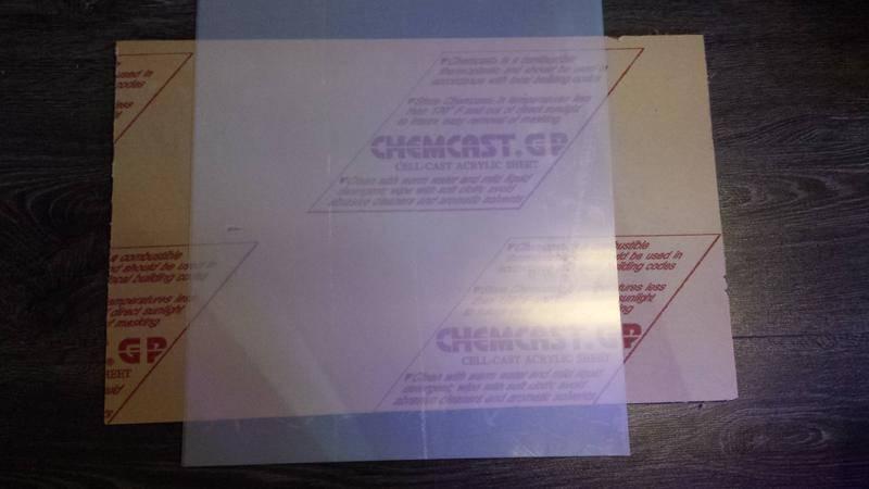 Acrylic Drysift Cleaning Testing And Documentation
