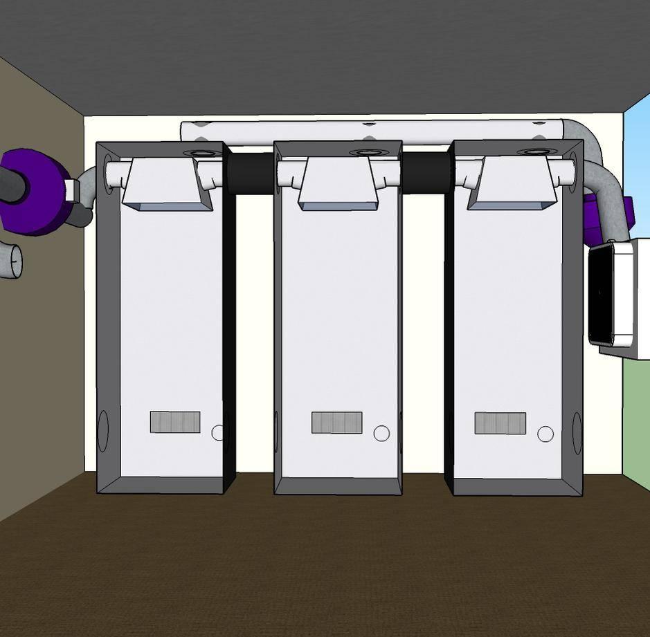 Perpetual Room Design Growroom Designs Equipment