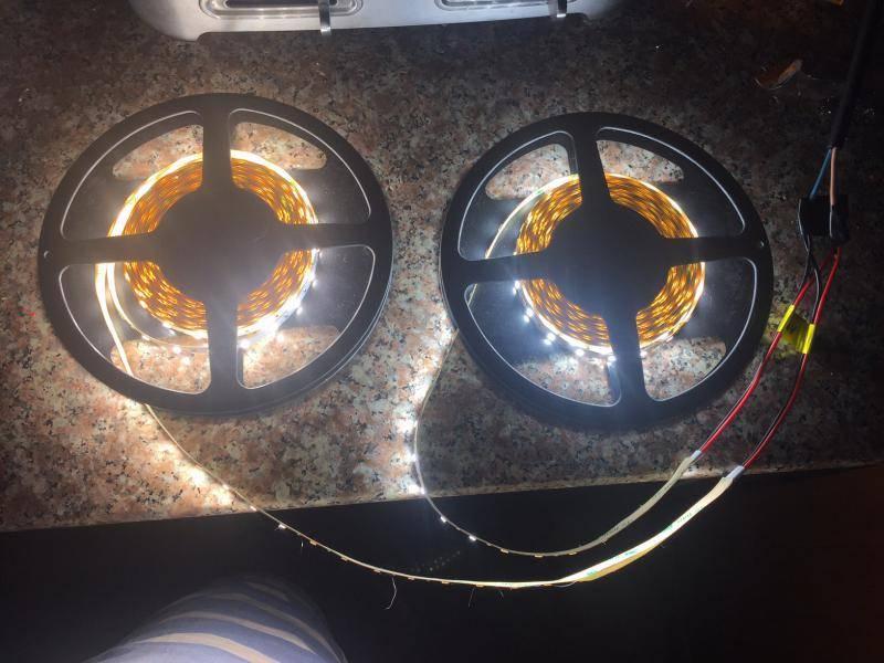 My DIY Quantum Board/SPYDRx fixture - LED Grow Lights